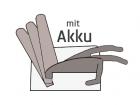 motorisch mit Akku
