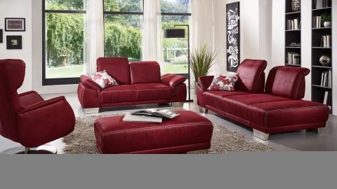 Uno Sofa Stoff Rot