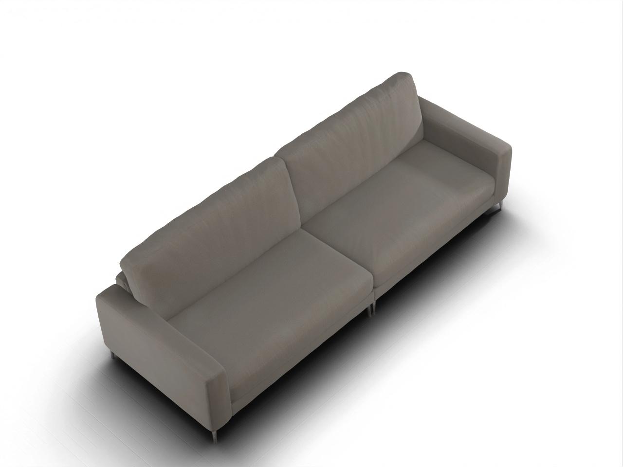 Urbana 3-Sitzer Einzelsofa maxi