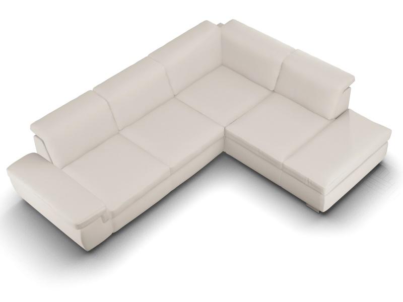 Vorschau: Sitz Concept smart 1003 Ecksofa SP15HO Large R